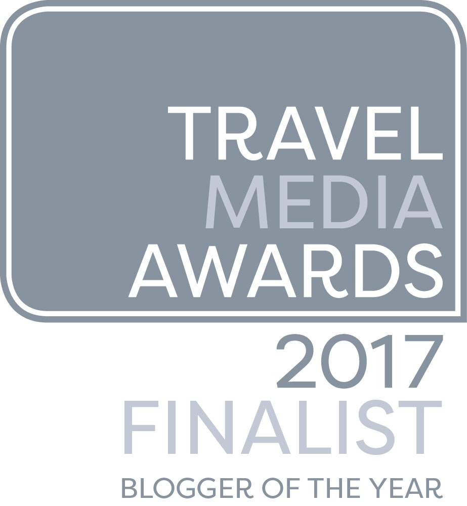 Travel Media Awards 2017 - Travel Trade Writer of the Year finalist